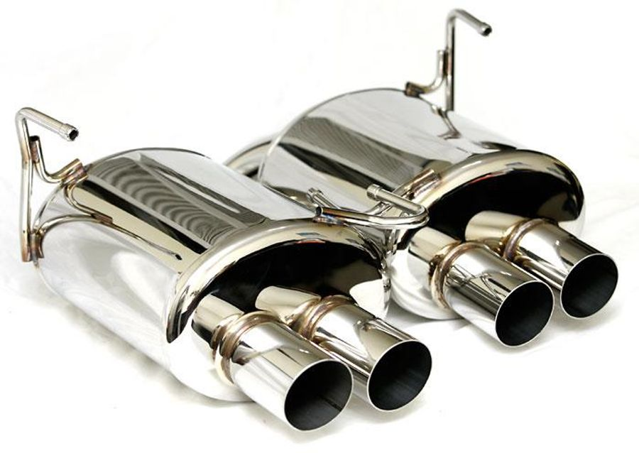 Subaru Legacy AVO Turboworld Cat Back Exhaust Cat Back S1B04M3HB001T