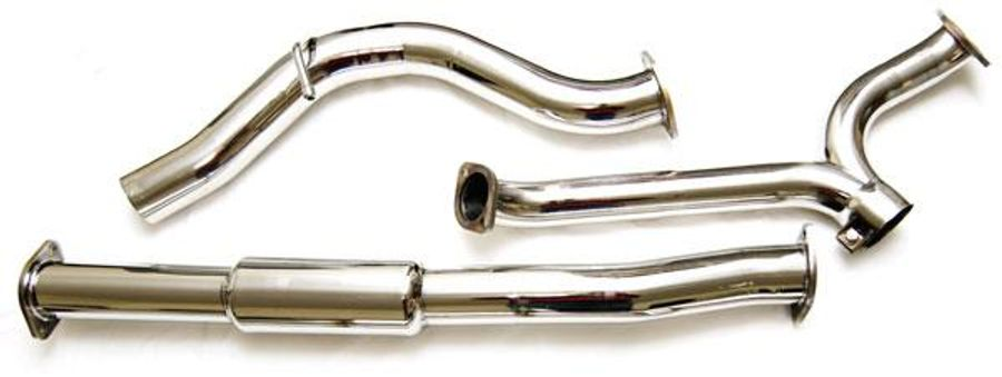 Subaru Impreza AVO Turboworld Crossover Pipes Exhaust S2A08M3MA065T