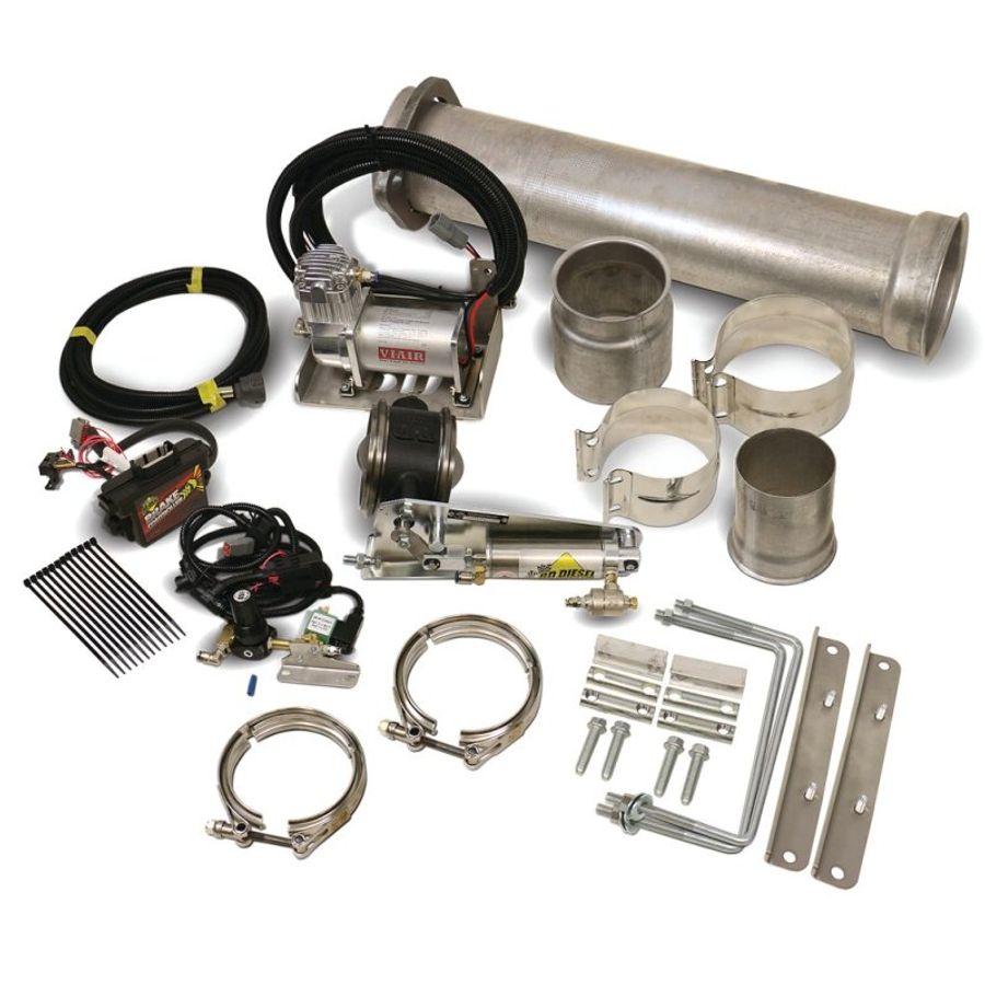 BD Diesel Exhaust Brakes Exhaust 1027150