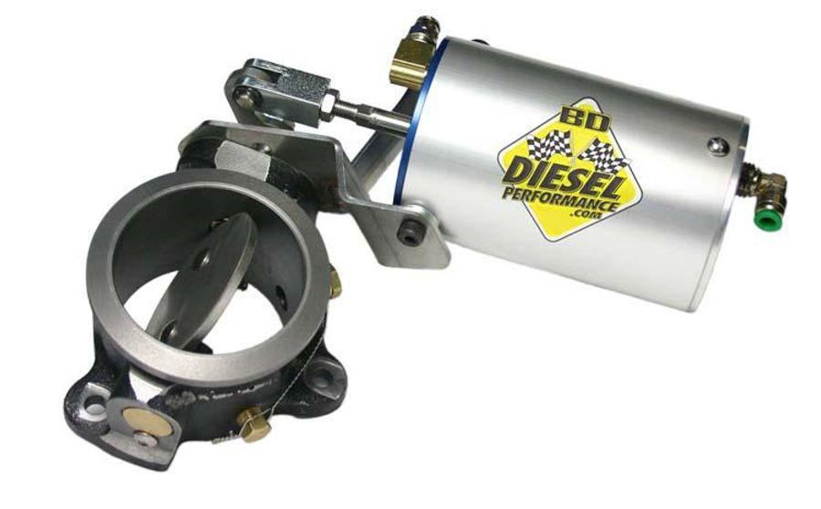 Dodge Ram 2500 BD Diesel Exhaust Brakes Exhaust 1027338