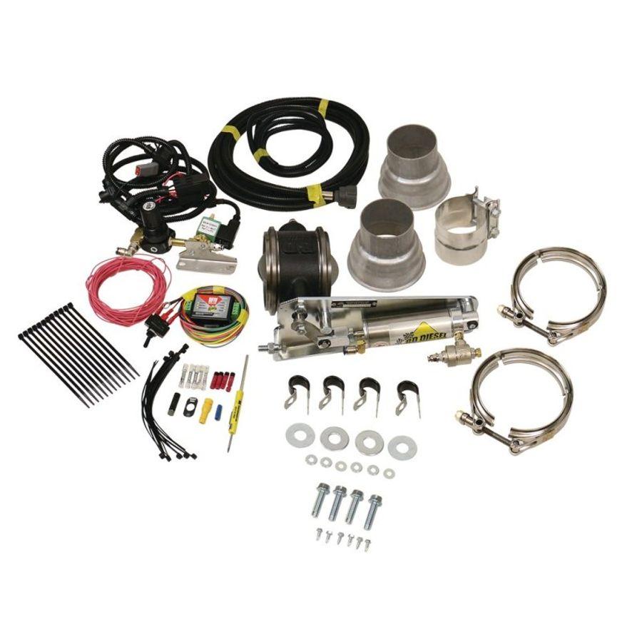 BD Diesel Exhaust Brakes Exhaust 1028030