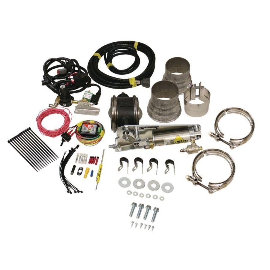BD Diesel Exhaust Brakes Exhaust 1028035