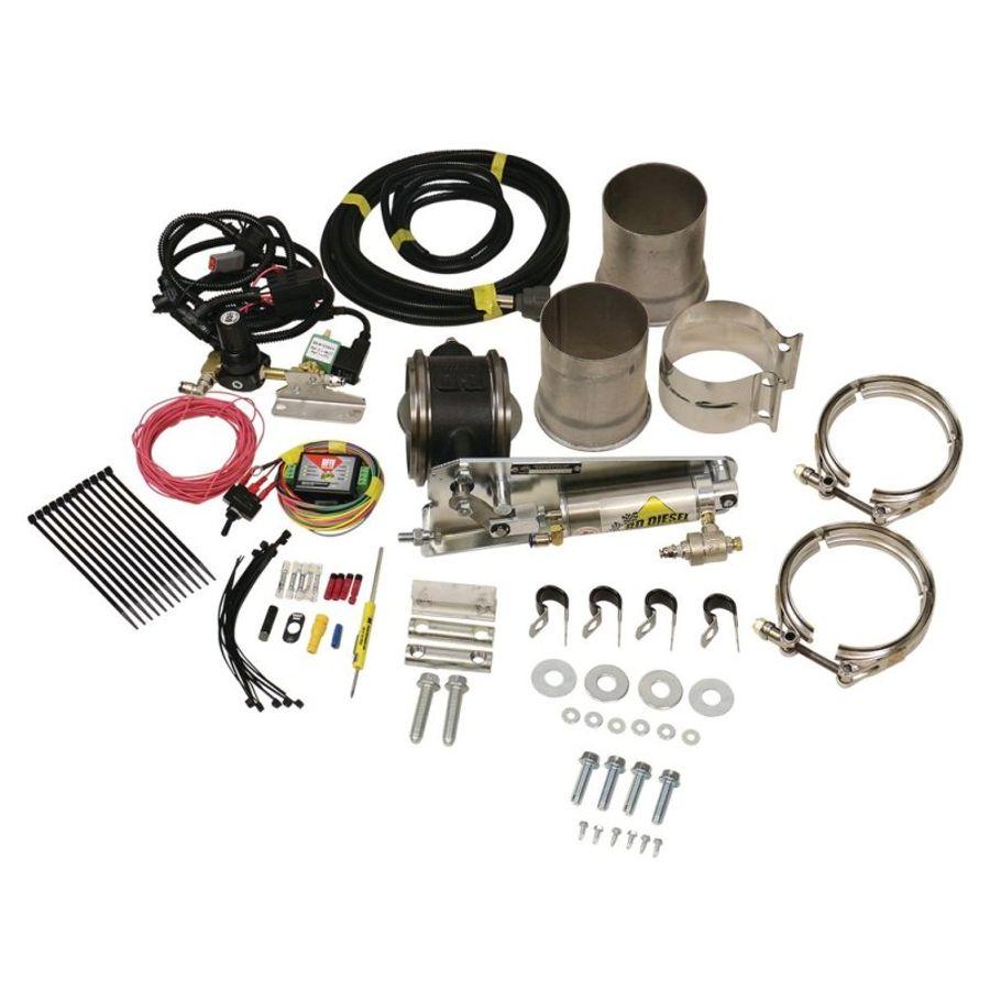 BD Diesel Exhaust Brakes Exhaust 1028040