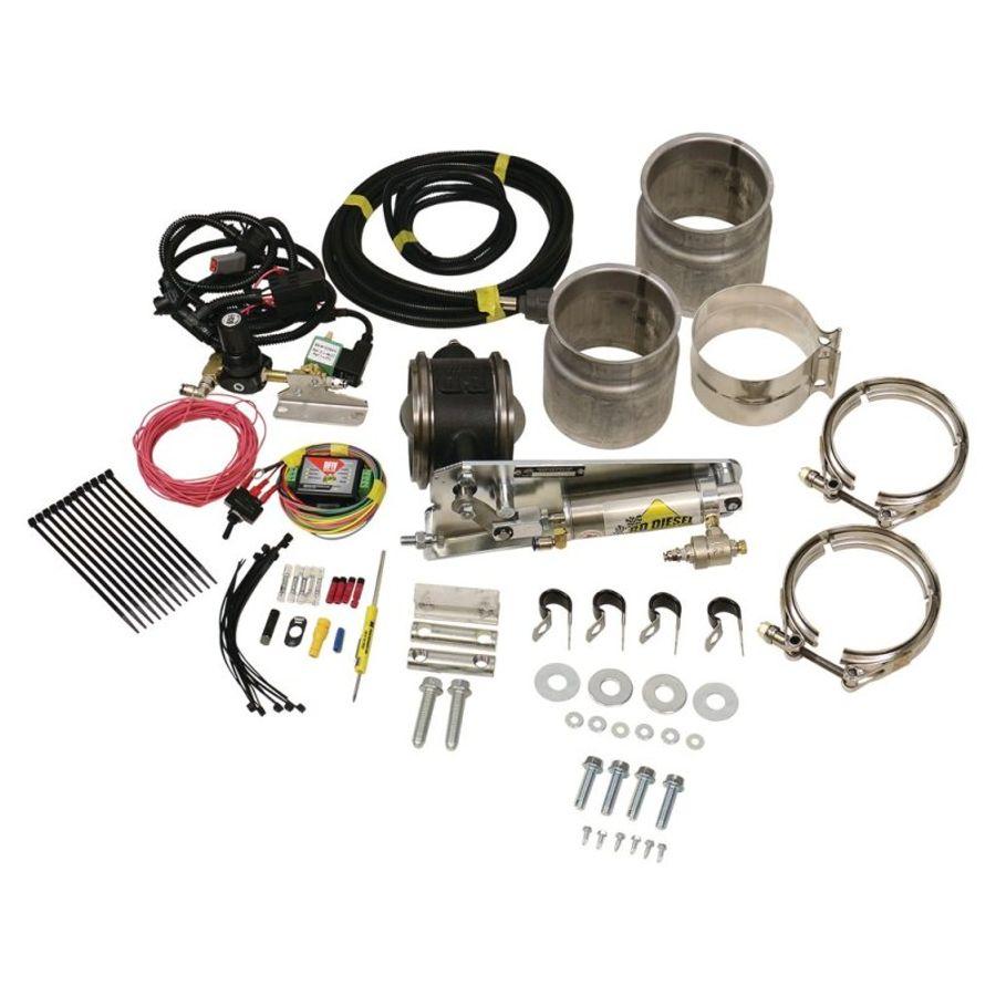 BD Diesel Exhaust Brakes Exhaust 1028050