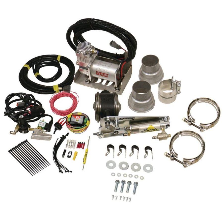 BD Diesel Exhaust Brakes Exhaust 1028130