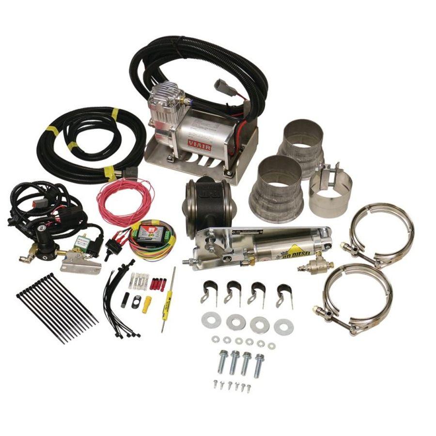 BD Diesel Exhaust Brakes Exhaust 1028135