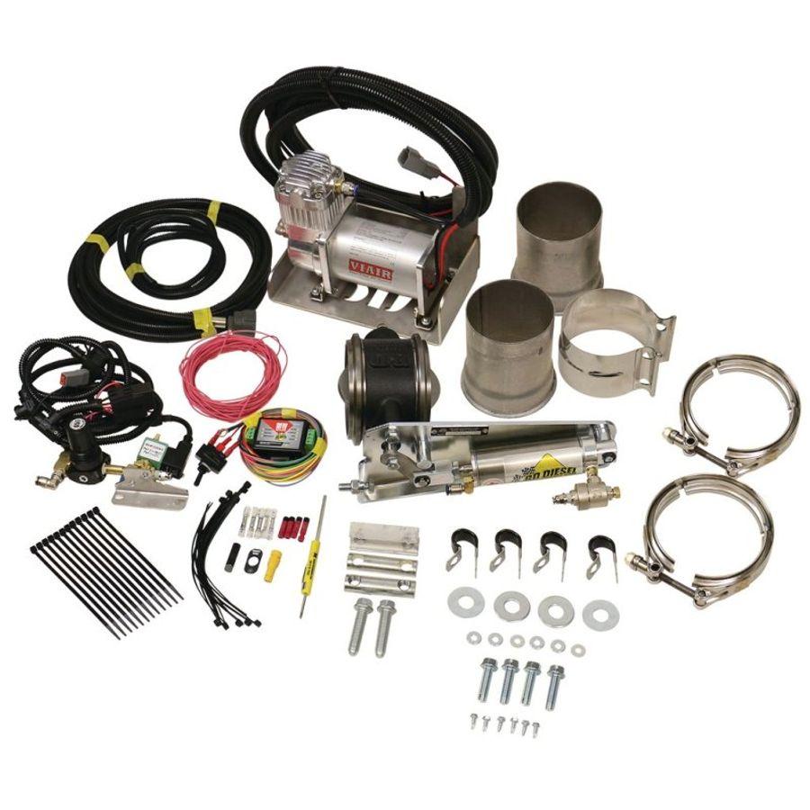 BD Diesel Exhaust Brakes Exhaust 1028140