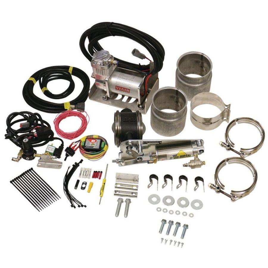 BD Diesel Exhaust Brakes Exhaust 1028150