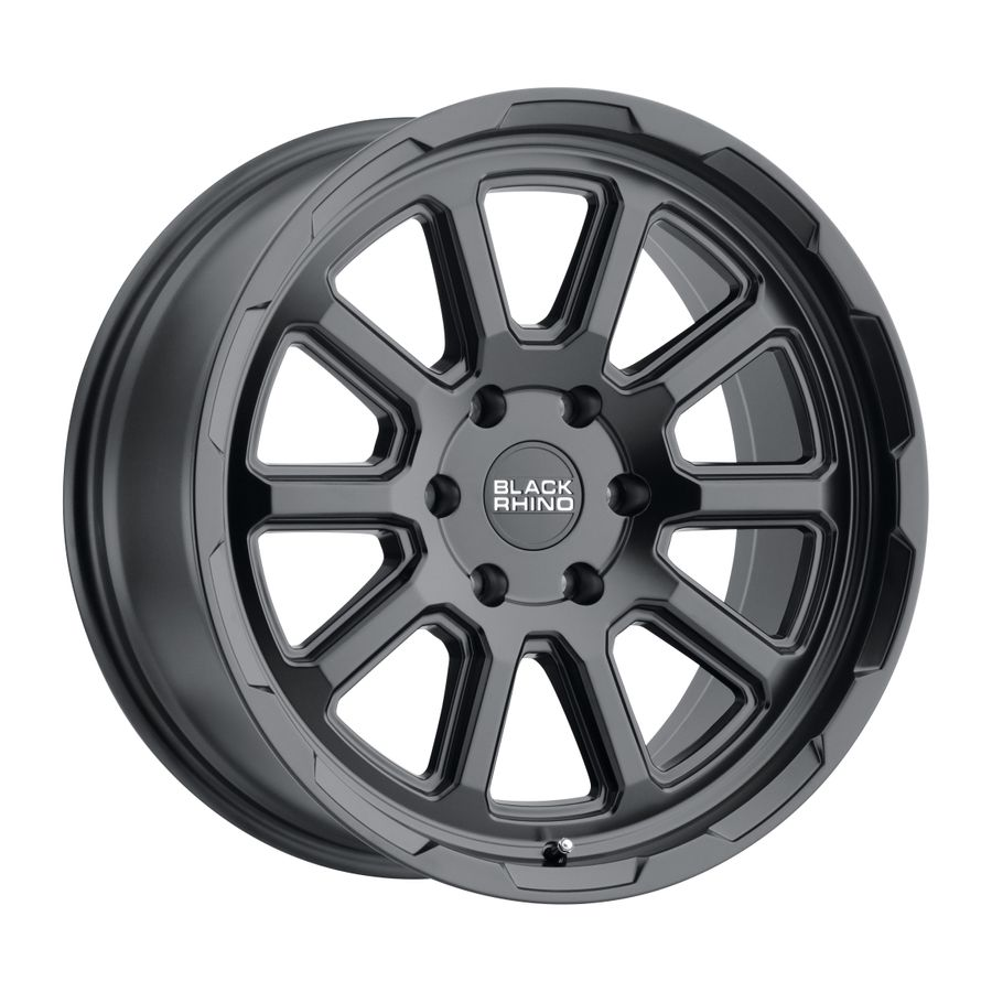 Ford F-150 Black Rhino Wheels Wheels & Tires 2090CHS126135M87