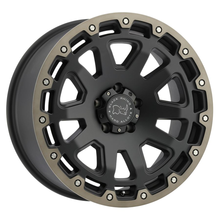 Black Rhino Wheels Wheels & Tires 2090RAZ-25127M71