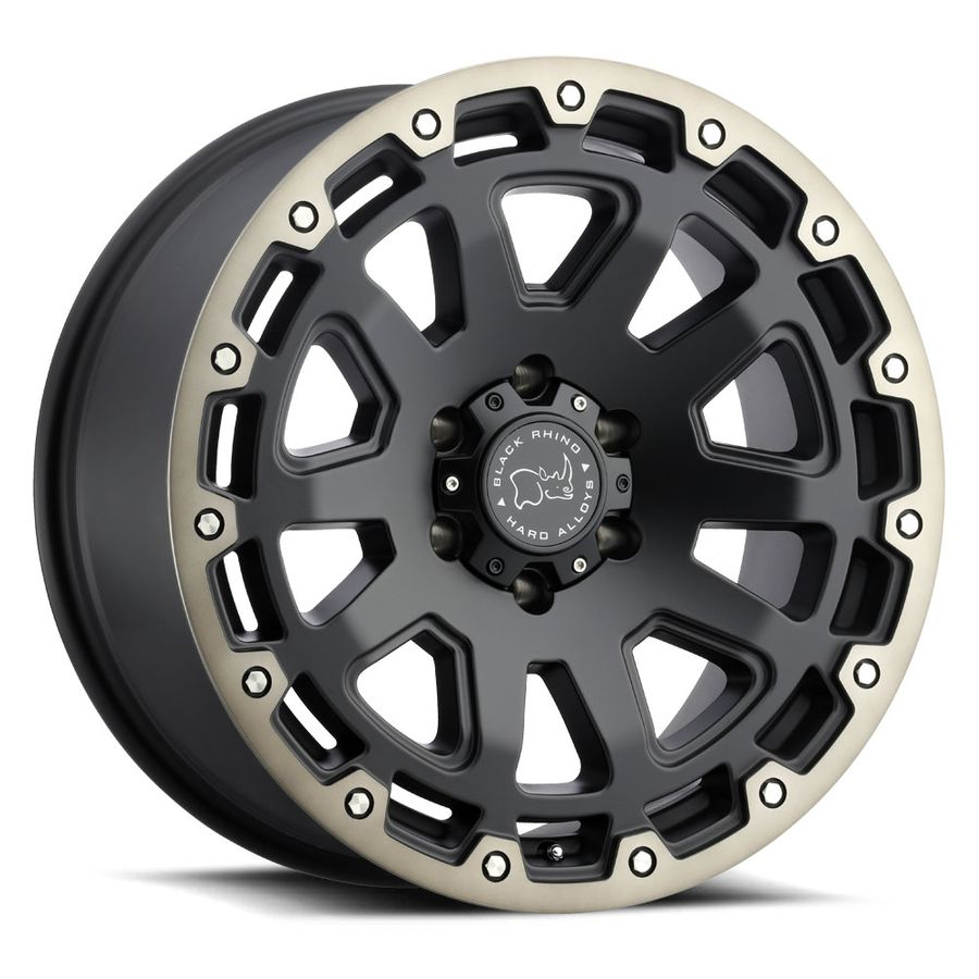 Black Rhino Wheels Wheels & Tires 2090RAZ-26140M12