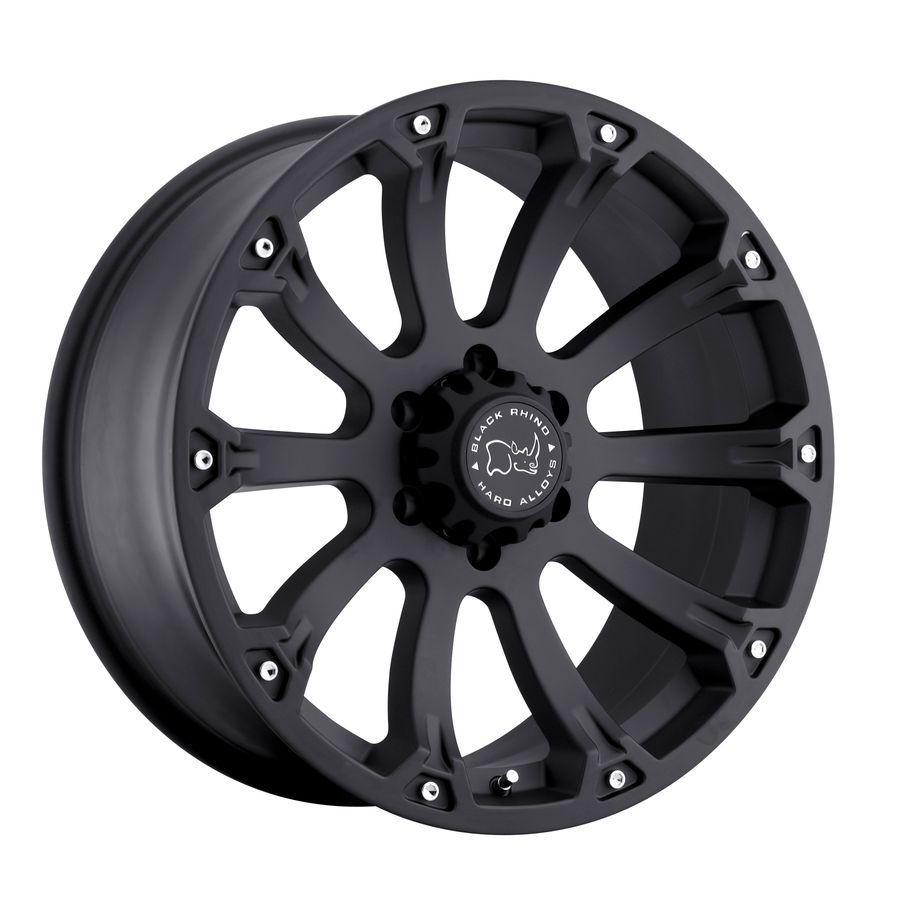 Black Rhino Wheels Wheels & Tires 2090SID126140B12
