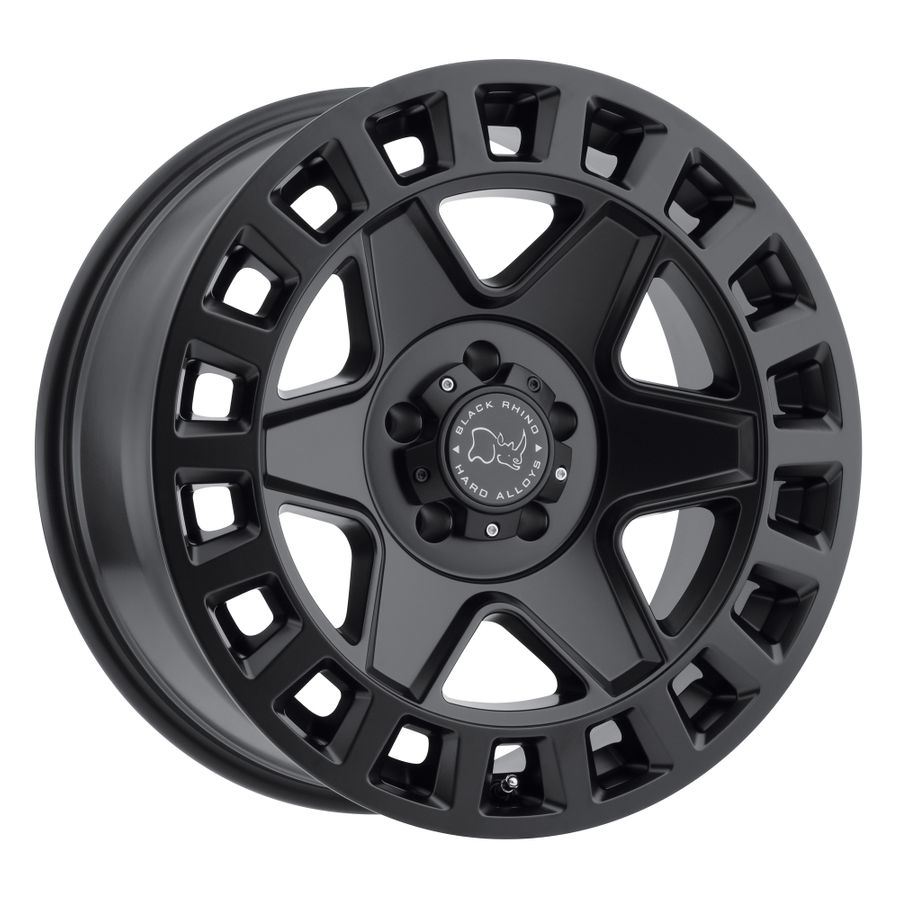 Black Rhino Wheels Wheels & Tires 2090YRK-25127M71