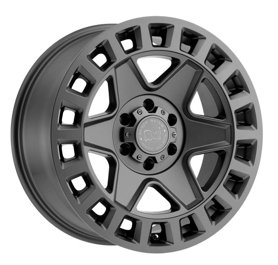 Ford F-150 Black Rhino Wheels Wheels & Tires 2090YRK126135G87