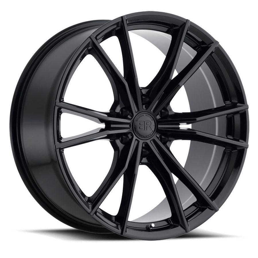 Buick Enclave Black Rhino Wheels Wheels & Tires 2090ZON306132B74