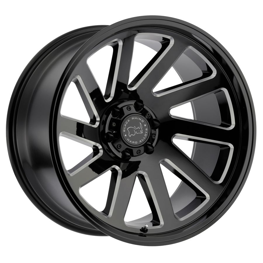Chevrolet Avalanche 2500 Black Rhino Wheels Wheels & Tires 2095THR-88165B22