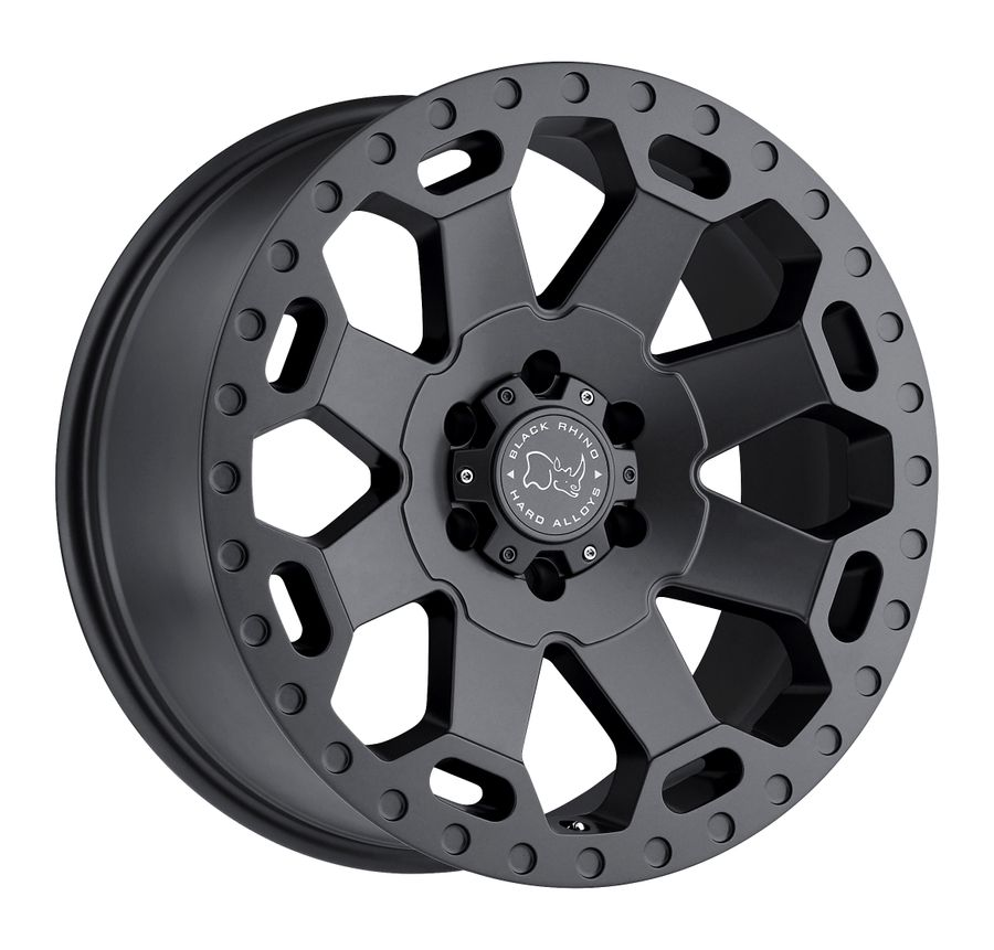 Chevrolet K10 Pickup Black Rhino Wheels Wheels & Tires 2210WAR-26140G12