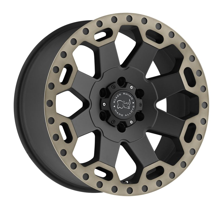 Chevrolet K10 Pickup Black Rhino Wheels Wheels & Tires 2210WAR-26140M12