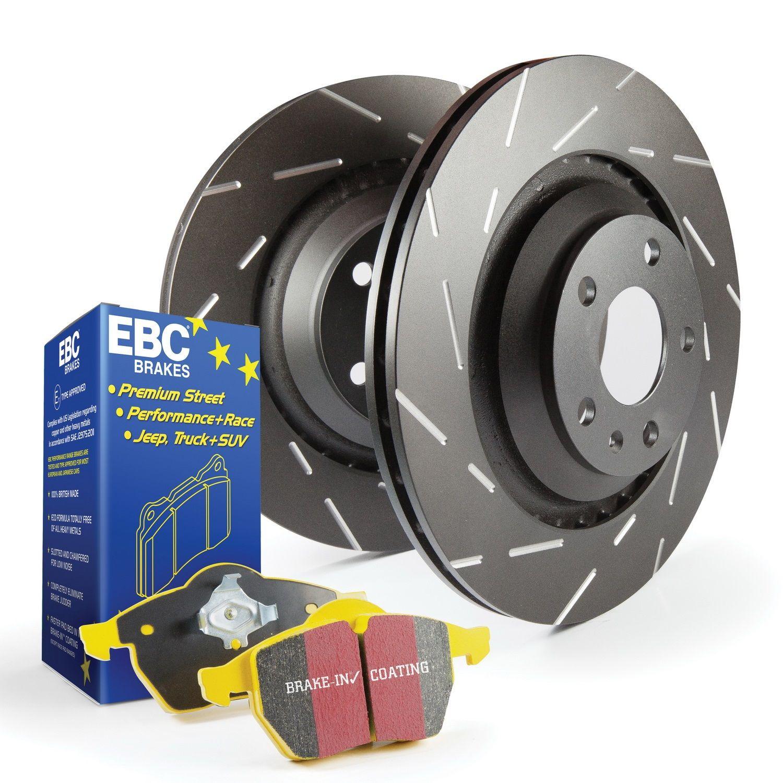 EBC S1KF1060 Street Brake Kit
