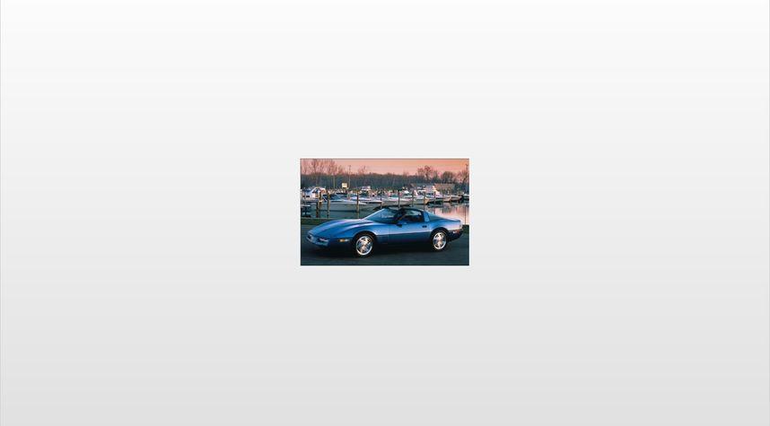 Main photo of Billy Burrows's 1990 Chevrolet Corvette