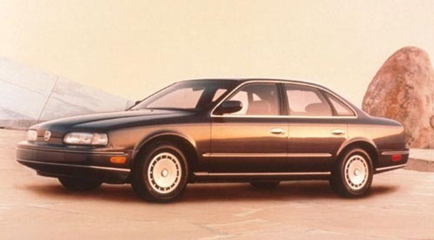 Main photo of David Castillo's 1990 Infiniti Q45