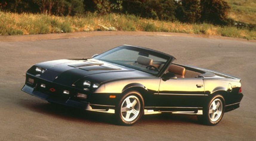 Main photo of Brock Boyd's 1991 Chevrolet Camaro