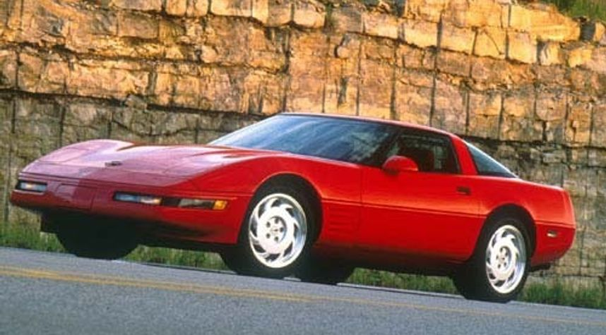 Main photo of John Hekin's 1991 Chevrolet Corvette