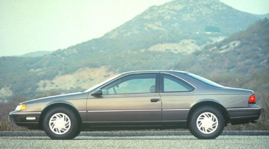 Main photo of James Swackhammer's 1991 Ford Thunderbird
