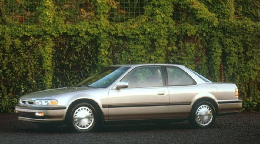 Main photo of Kamaldeep Bhumber's 1991 Honda Accord