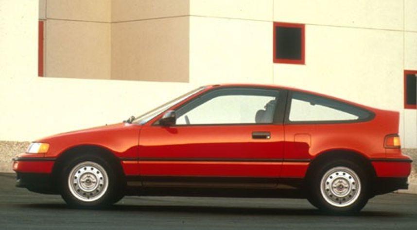 Main photo of Shawn Hester's 1991 Honda Civic