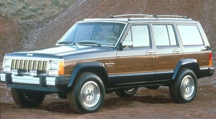 Main photo of Eduardo Núñez's 1991 Jeep Cherokee