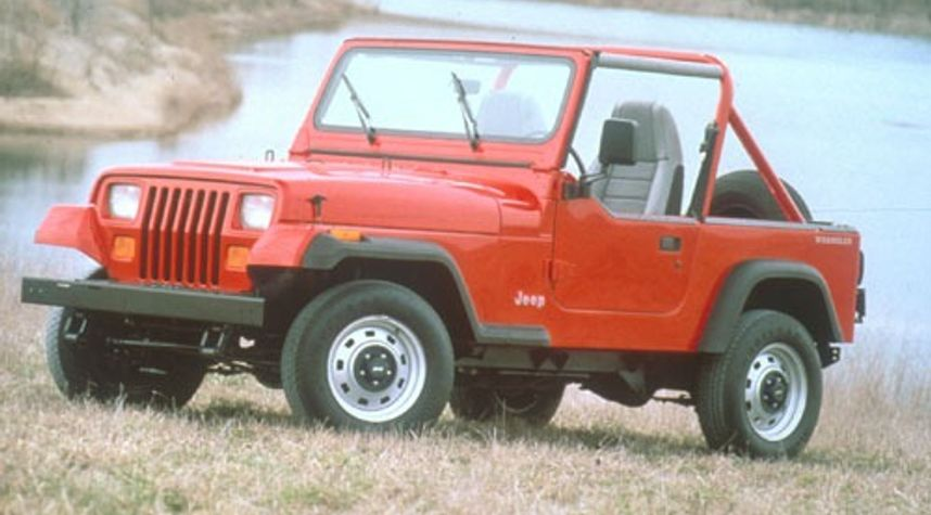Main photo of Samuel McCroskey's 1991 Jeep Wrangler