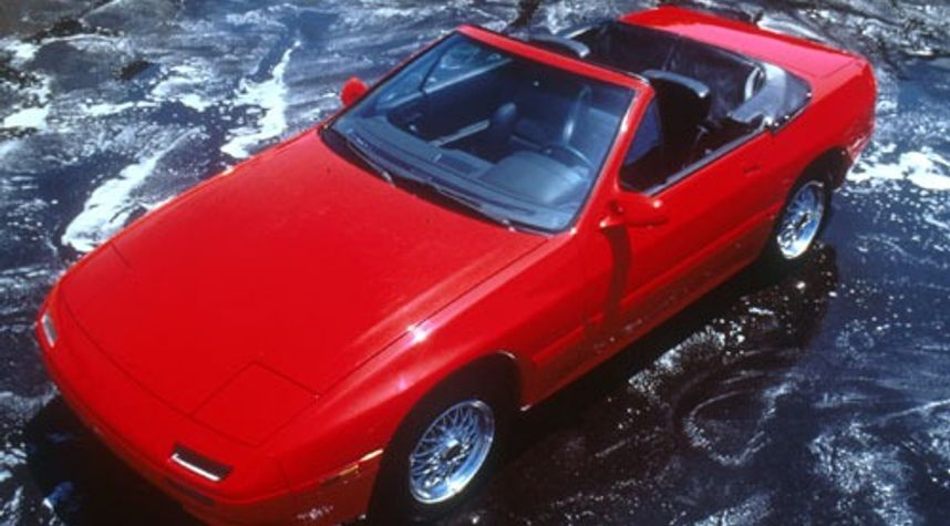 Main photo of Nathan Mutchler's 1991 Mazda RX-7