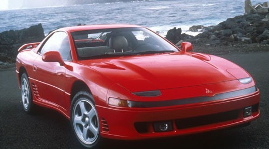 Main photo of M Caesar's 1991 Mitsubishi 3000GT