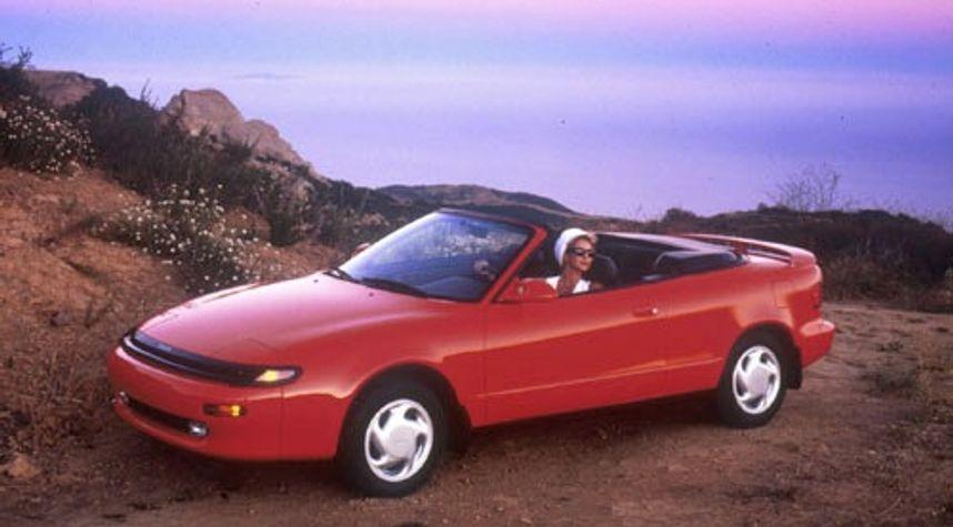 Main photo of Austin Shaw's 1991 Toyota Celica
