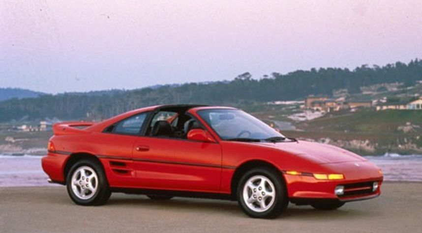 Main photo of Patrick  Brawley's 1991 Toyota MR2