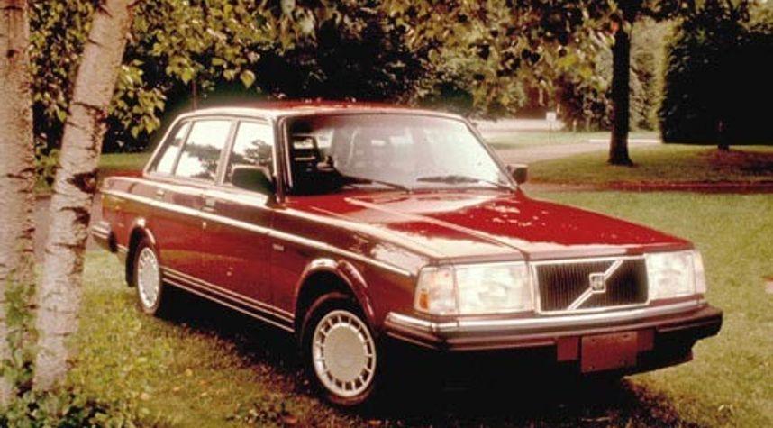 Main photo of Bruce Shep's 1991 Volvo 240