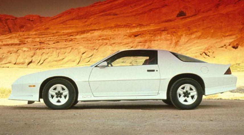Main photo of Dylan Harris's 1992 Chevrolet Camaro