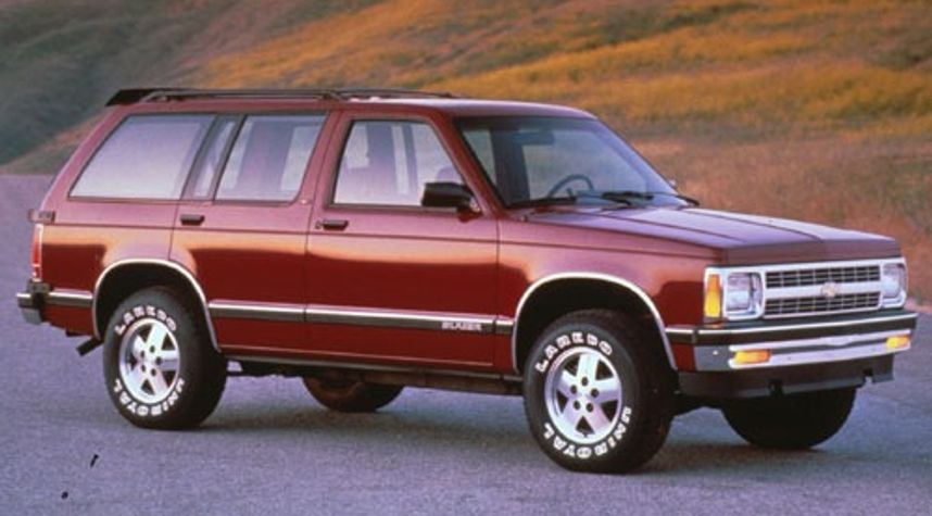 Main photo of HopeandEric Winter's 1992 Chevrolet S-10