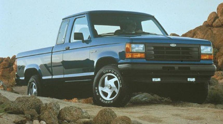 Main photo of Dawson Gray's 1992 Ford Ranger
