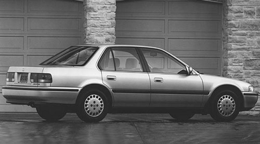 Main photo of Javarris Robinson's 1992 Honda Accord
