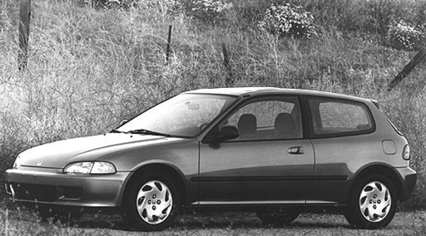 Main photo of Kolby Walker's 1992 Honda Civic