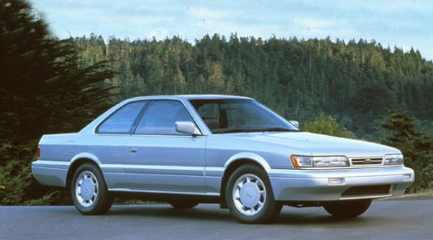 Main photo of Pierce Niles's 1992 Infiniti M30