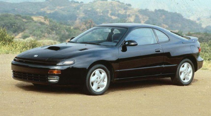 Main photo of Brandon Gage's 1992 Toyota Celica