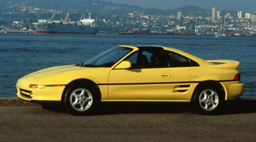 Main photo of Joe Zhang's 1992 Toyota MR2