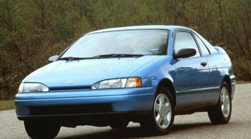 Main photo of Haris Mulahasic's 1992 Toyota Paseo