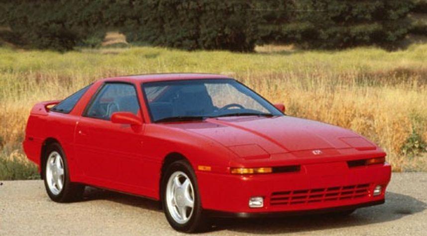 Main photo of Danny Padgham's 1992 Toyota Supra