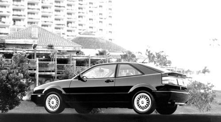 Main photo of Logan Lake's 1992 Volkswagen Corrado