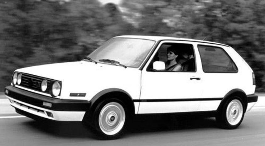Main photo of Cameron Lewis's 1992 Volkswagen GTI