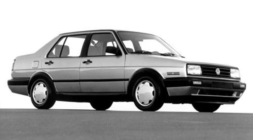 Main photo of Mario Williams's 1992 Volkswagen Jetta